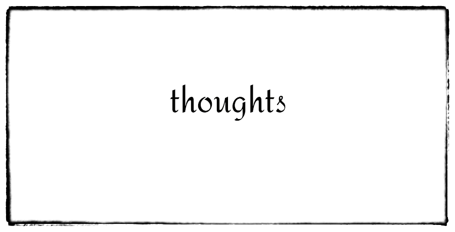 thoughts category cover image